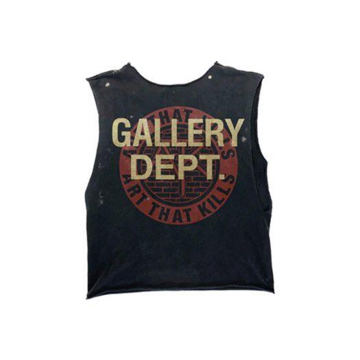 Gallery Dept. Doc Johnson Sexy Tee Black