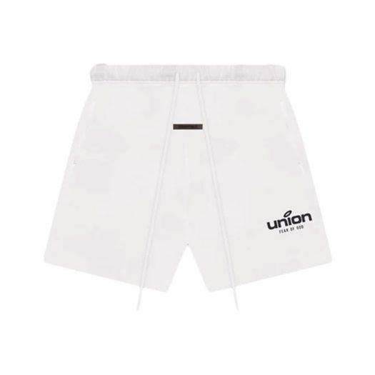 Fear of God x Union 30 Year Vintage Shorts White