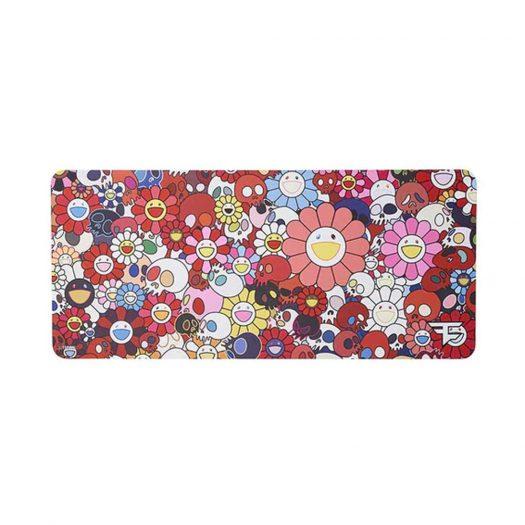 Takashi Murakami x FaZe Clan 2XL Mousepad Red