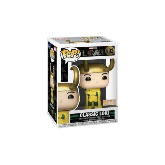 Funko Pop! Marvel Studios Loki Classic Loki Box Lunch Exclusive Figure #902