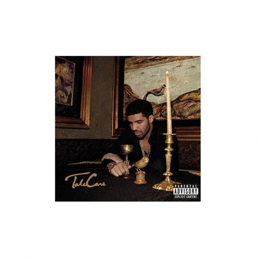 Drake Take Care 2XLP Vinyl Black