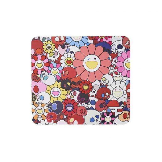 Takashi Murakami x FaZe Clan Large Mousepad Red