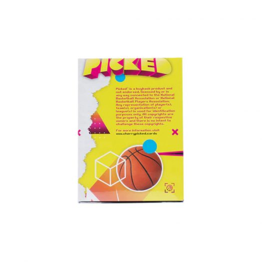 DropX™ Exclusive: Cherry Picked Basketball 2021