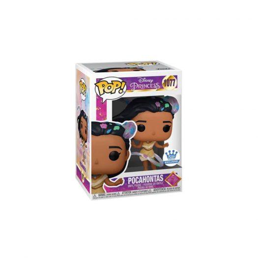 Funko Pop! Disney Princess Pocahontas Funko Exclusive Figure #1077