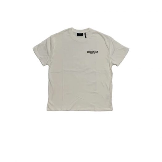 Fear of God Essentials Photo T-shirt White