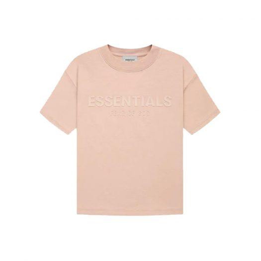 Fear of God Essentials Kids T-shirt Matte Blush