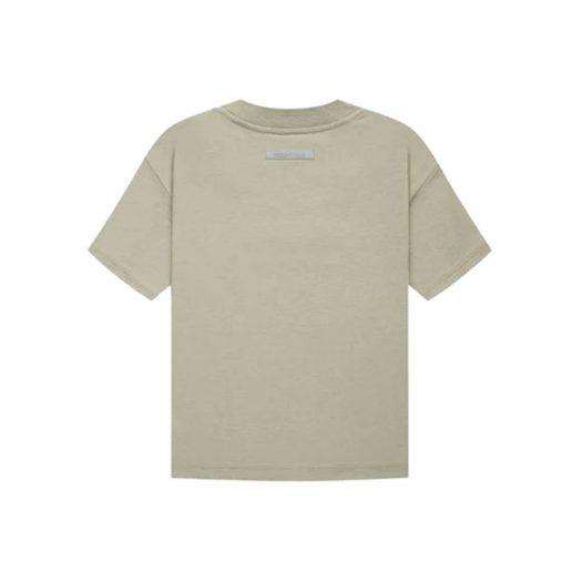Fear of God Essentials Kids T-shirt Pistachio