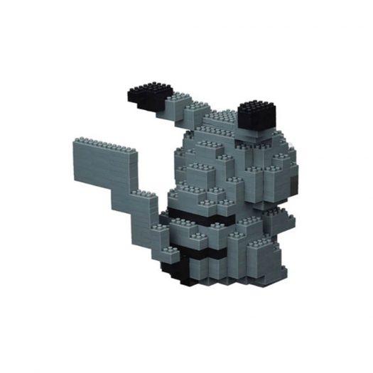 Fragment x nanoblock Pokemon Thunderbolt Project Pikachu