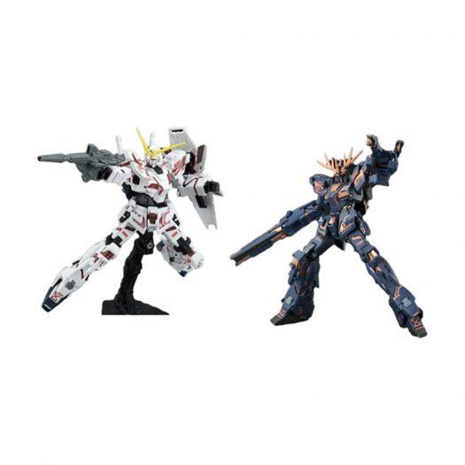 Bandai Gundam x Nike SB Unicorn (Destroy Mode) (1/144 Scale) Model Kit Action Figure Set