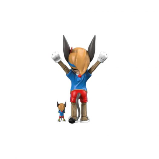 Juce Gace Mighty JAXX A Wood Awakening Donkey (BFF Edition) Figures