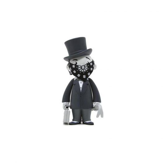 Monopoly x Switch x Bait Mr. Pennybags Vinyl Figure Grey