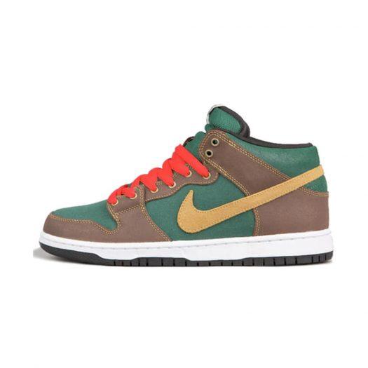 Nike Dunk SB Mid Patagonia