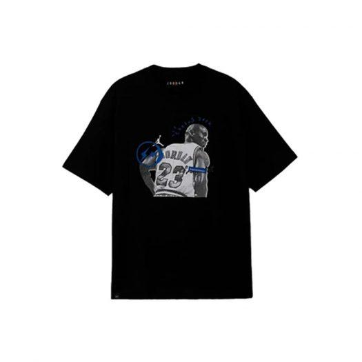 Travis Scott x Jordan x Fragment T-shirt Black