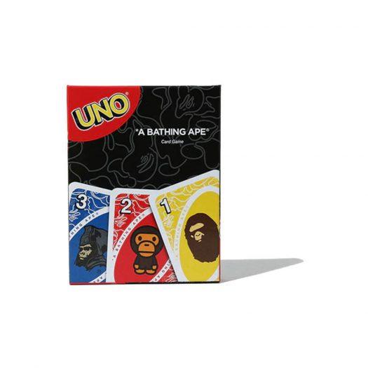 Bape x Uno Mattel Creations Cards