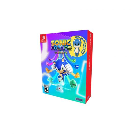 SEGA Nintendo Switch Sonic Colors Ultimate Video Game