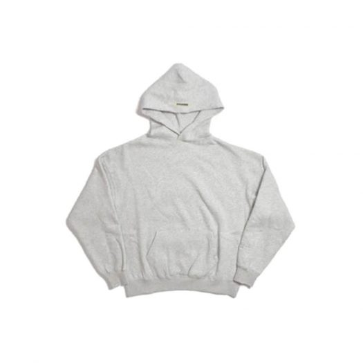 Fear of God Essentials Pullover Hoodie Light Heather Grey