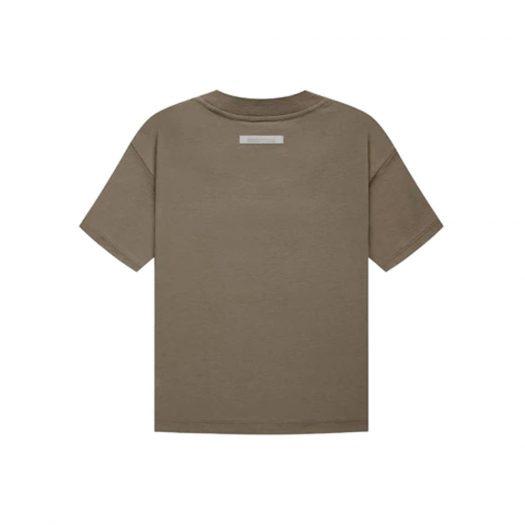 Fear of God Essentials Kids T-shirt Harvest