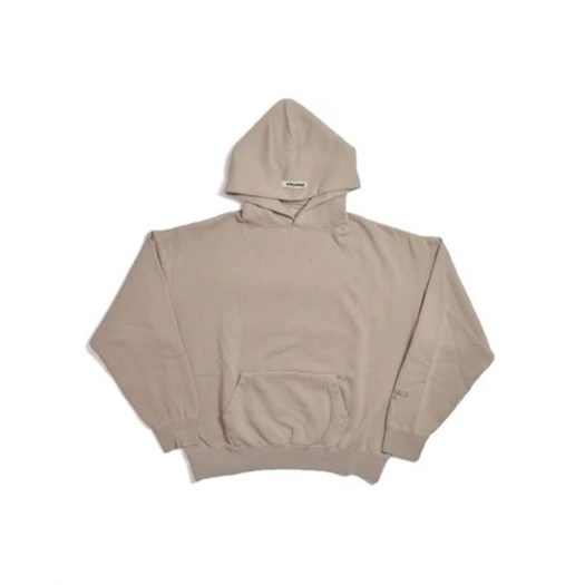 Fear of God Essentials Pullover Hoodie Tan