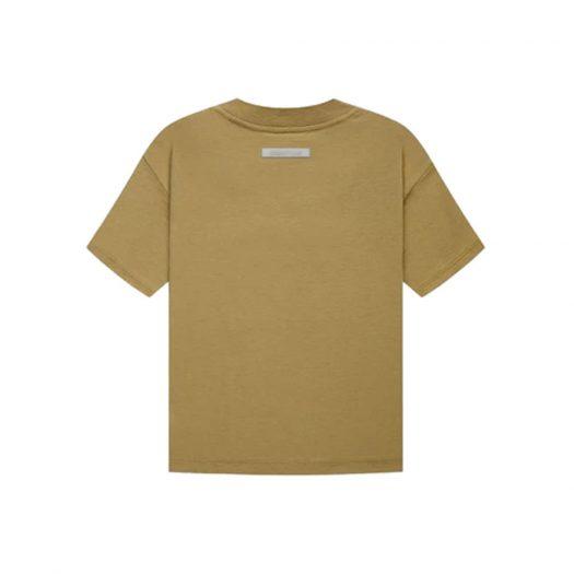 Fear of God Essentials Kids T-shirt Amber