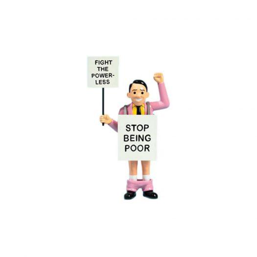 Joan Cornella Poopy Pants Vinyl Figure