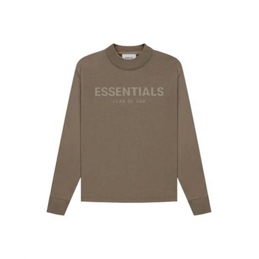 Fear of God Essentials Kids L/S T-shirt Harvest
