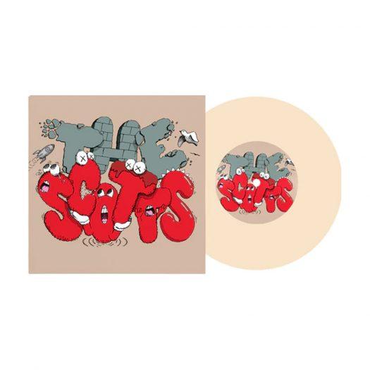 Travis Scott The Scotts KAWS Vinyl II 7