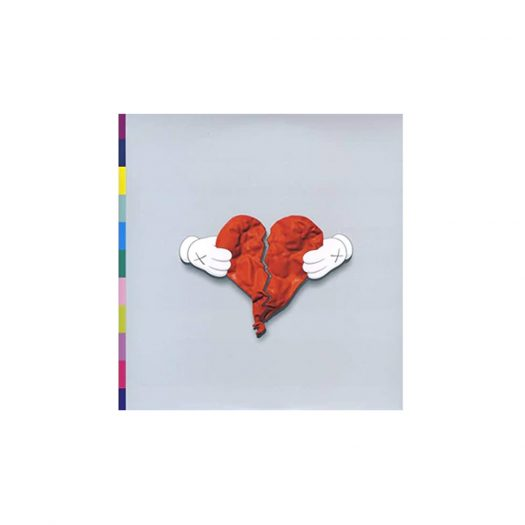 Kanye West 808s & Heartbreak Vinyl 12