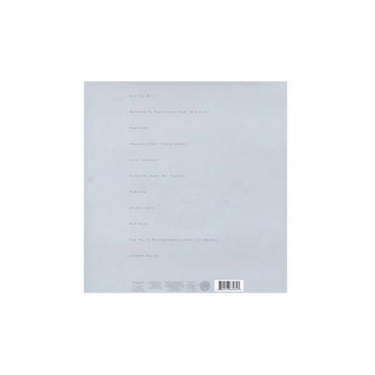 Kanye West 808s & Heartbreak Vinyl 12″
