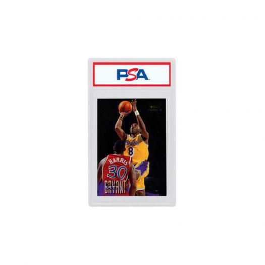 Kobe Bryant 1996 Fleer Rookie #203