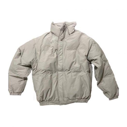 Fear of God Essentials Puffer Jacket Grey