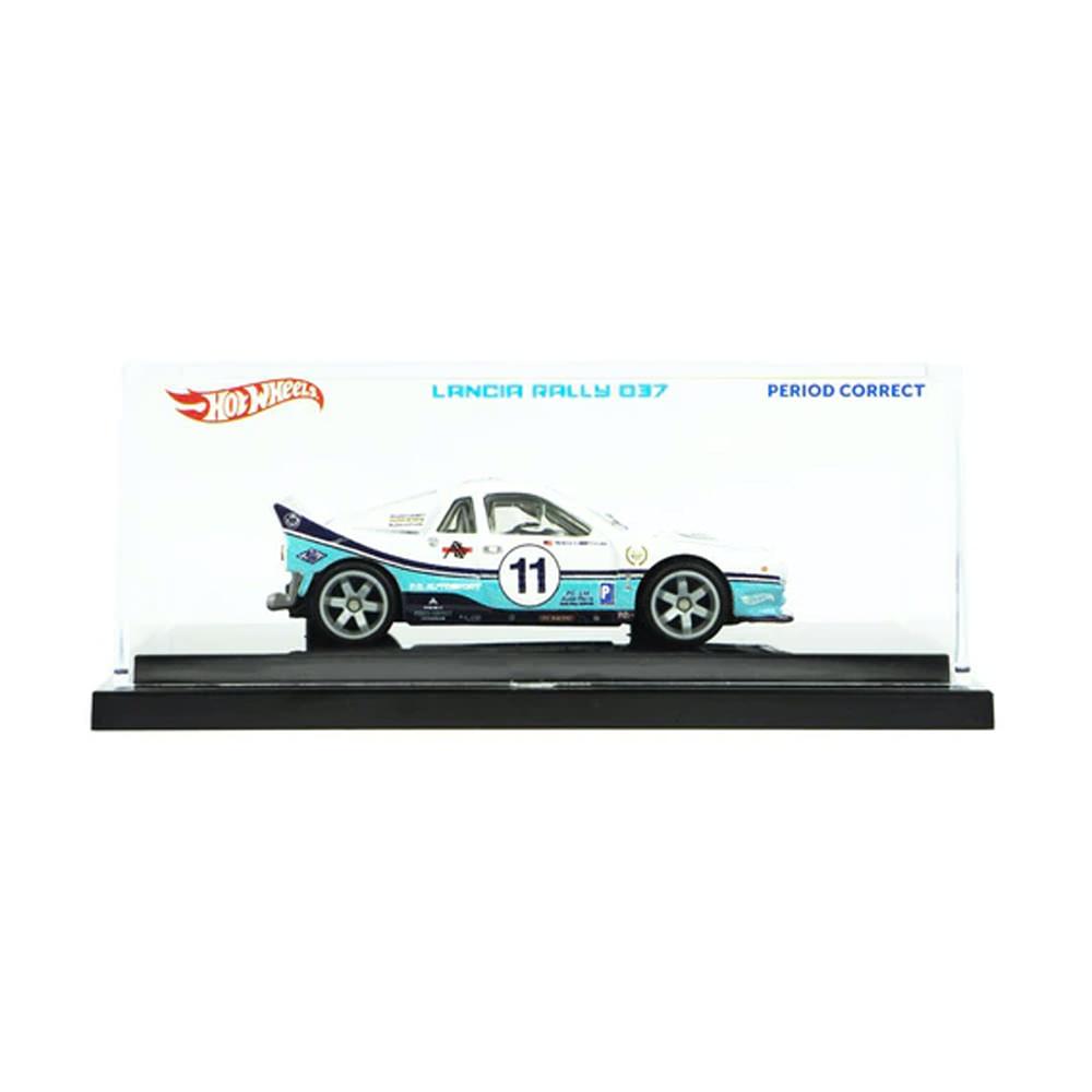 Hot Wheels Lancia 037 1:64 Die-Cast Car