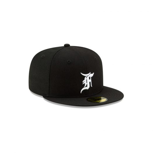 Fear of God Essentials New Era ComplexCon Fitted Cap Black