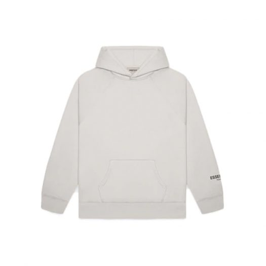 Fear of God Essentials Core Pullover Hoodie Tan