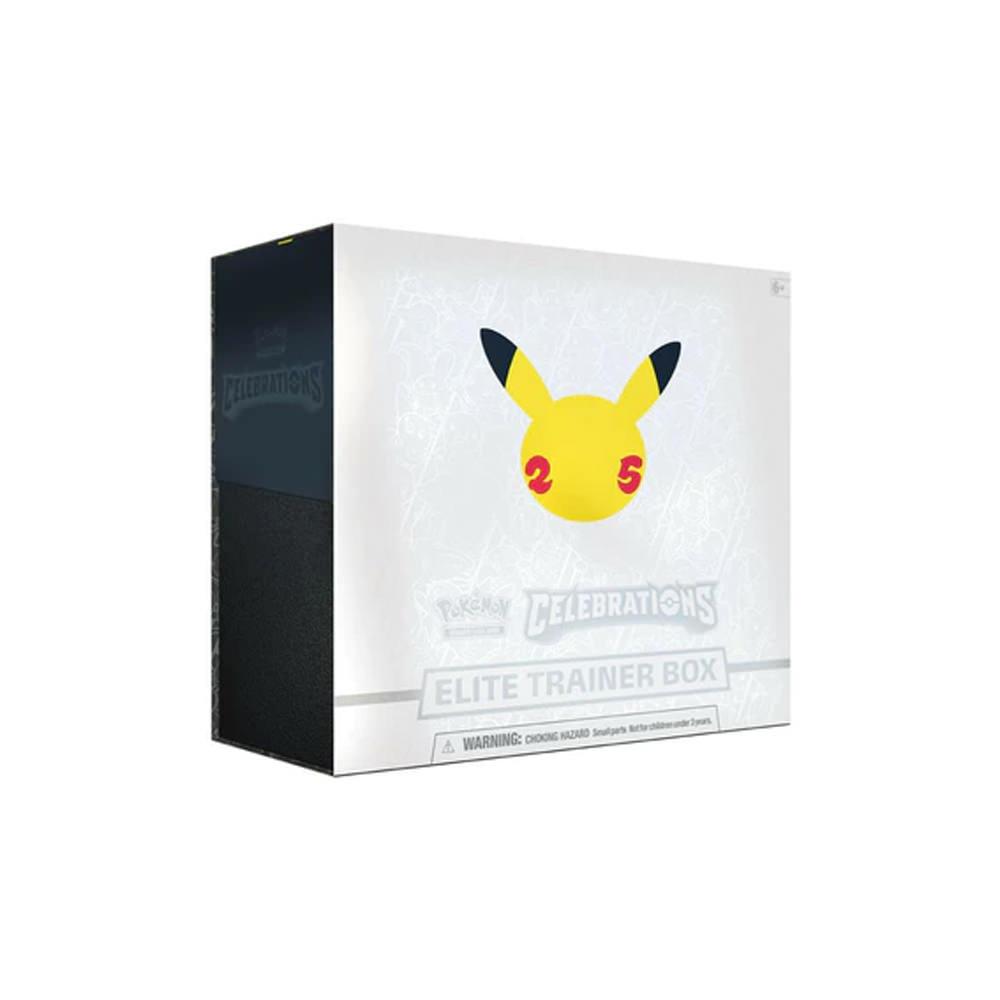 Pokémon TCG 25th Anniversary Celebrations Elite Trainer Box