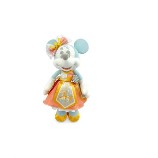 Disney Minnie Mouse Main Attraction July King Arthur Carrousel Plush