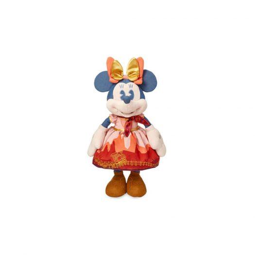Disney Minnie Mouse Main Attraction September Big Thunder Mountain Railroad Plush