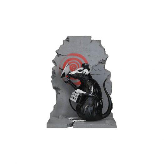 Brandalised Mighty Jaxx Radar Rat Figure