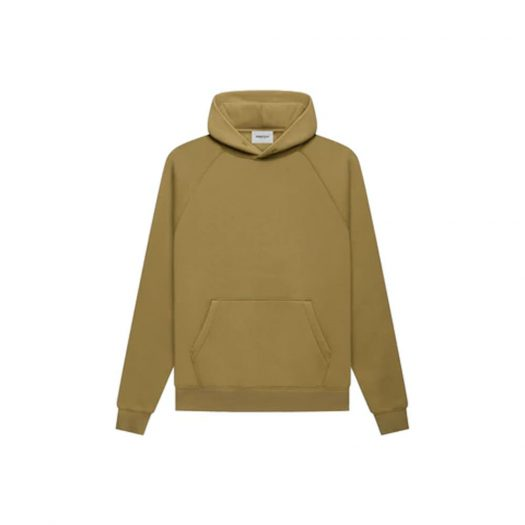 Fear of God Essentials Pullover Hoodie Amber