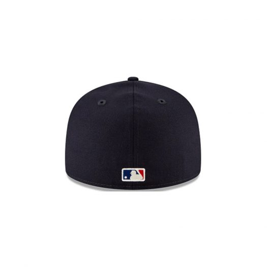 Fear of God Essentials New Era 59Fifty Fitted Hat (FW21) Navy