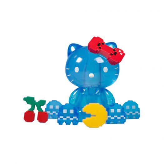 Hello Kitty x Pacman Vinyl Figure Set Ghost Version