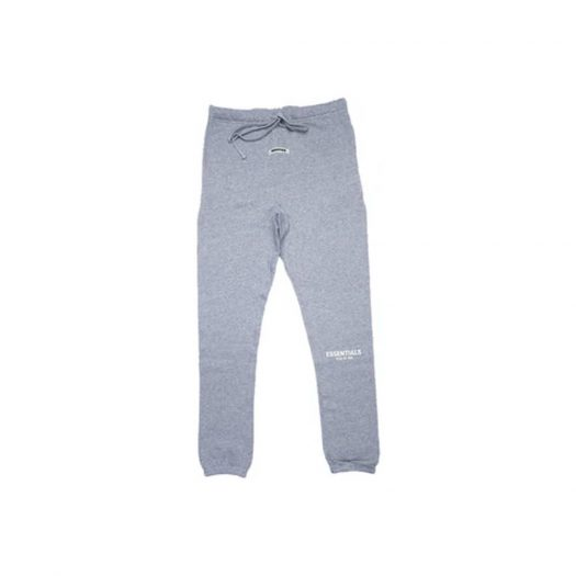 Fear of God Essentials Sweatpants Dark Heather Grey/Grey