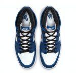 Jordan 1 Retro AJKO Storm Blue