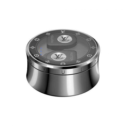 Louis Vuitton Horizon Wireless Earphones QAB110 Black