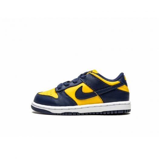 Nike Dunk Low Michigan (2021) (TD)