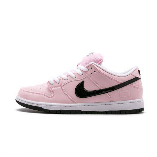 Nike Dunk SB Low Pink Box