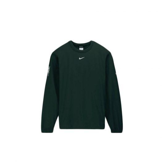 Nike x Drake NOCTA Golf Crewneck Top Green