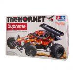 Supreme Tamiya Hornet RC Car Flames
