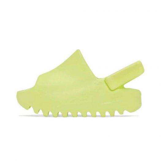 adidas Yeezy Slide Glow Green (Infants)