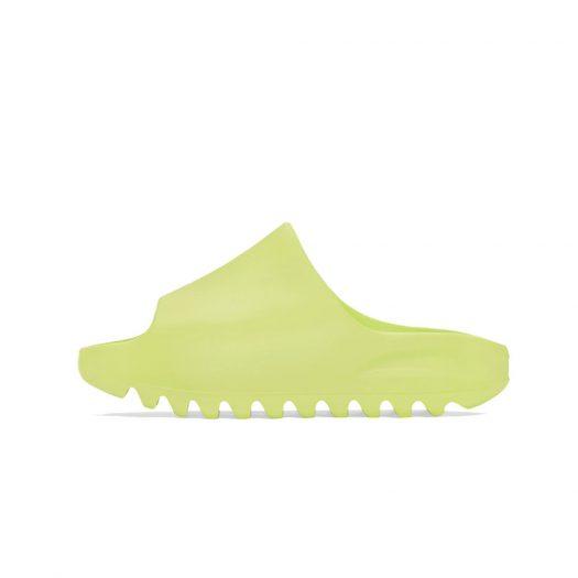 adidas Yeezy Slide Glow Green (Kids)