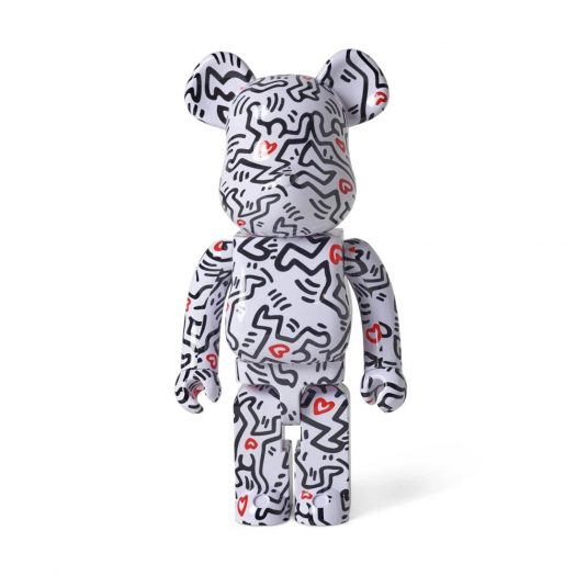 Bearbrick Keith Haring #8 1000%
